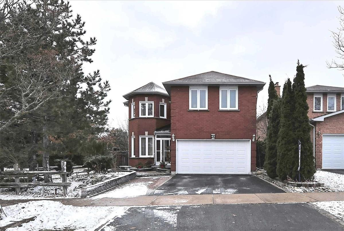 42 Pine Bough Manr Richmond Hill Team Asgarian